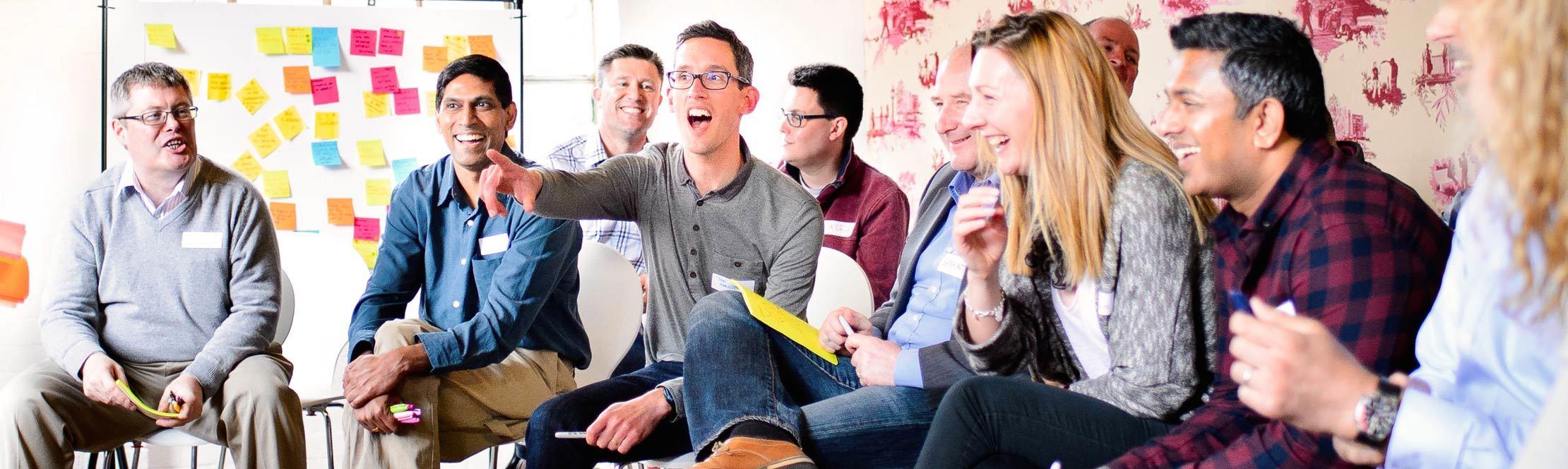 Involve Event Management Culture