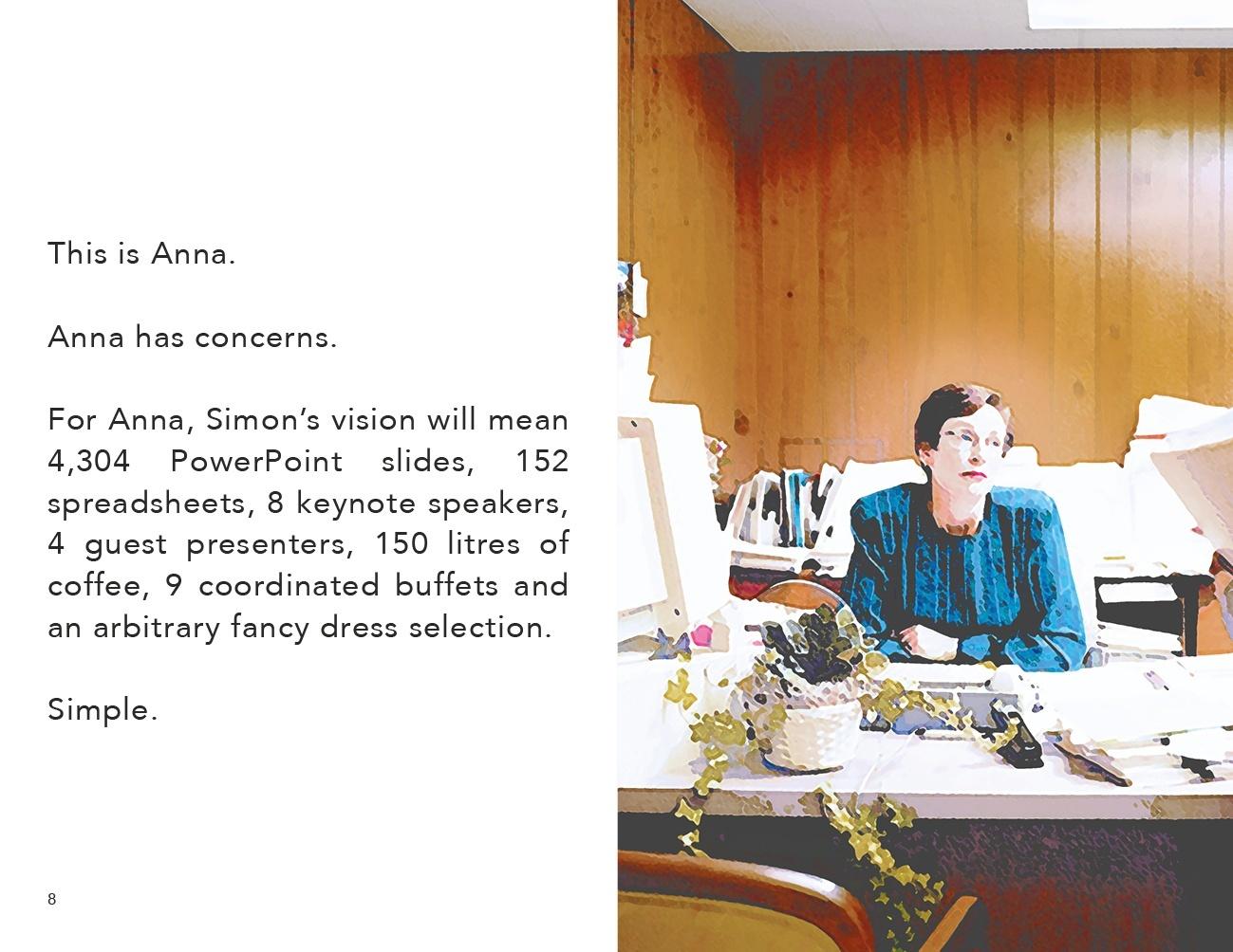 INVOLVE Conference Book Anna